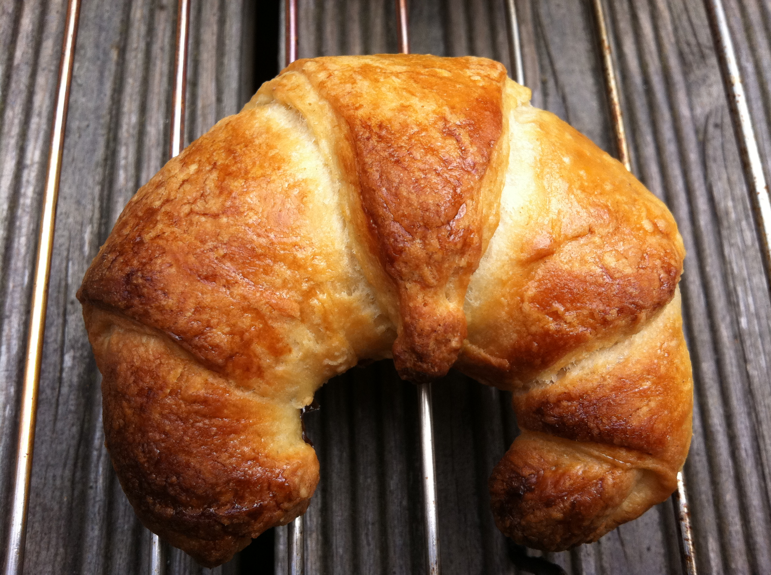 Homemade croissants: buttery, flaky breakfast pastry