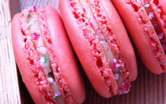 white_chocolate_candy_cane_macarons