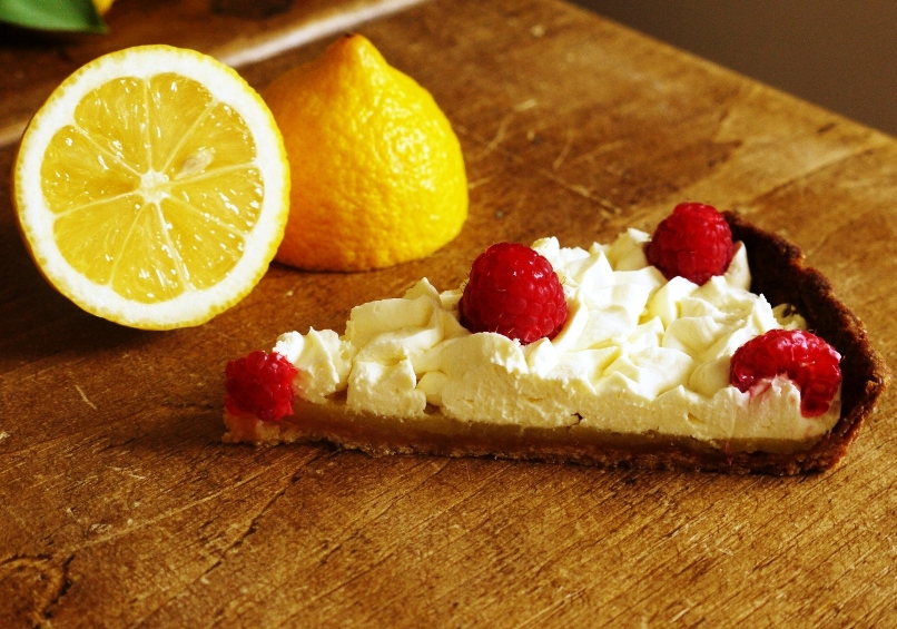 Tartine Bakery's Lemon Cream Recipe — Dishmaps