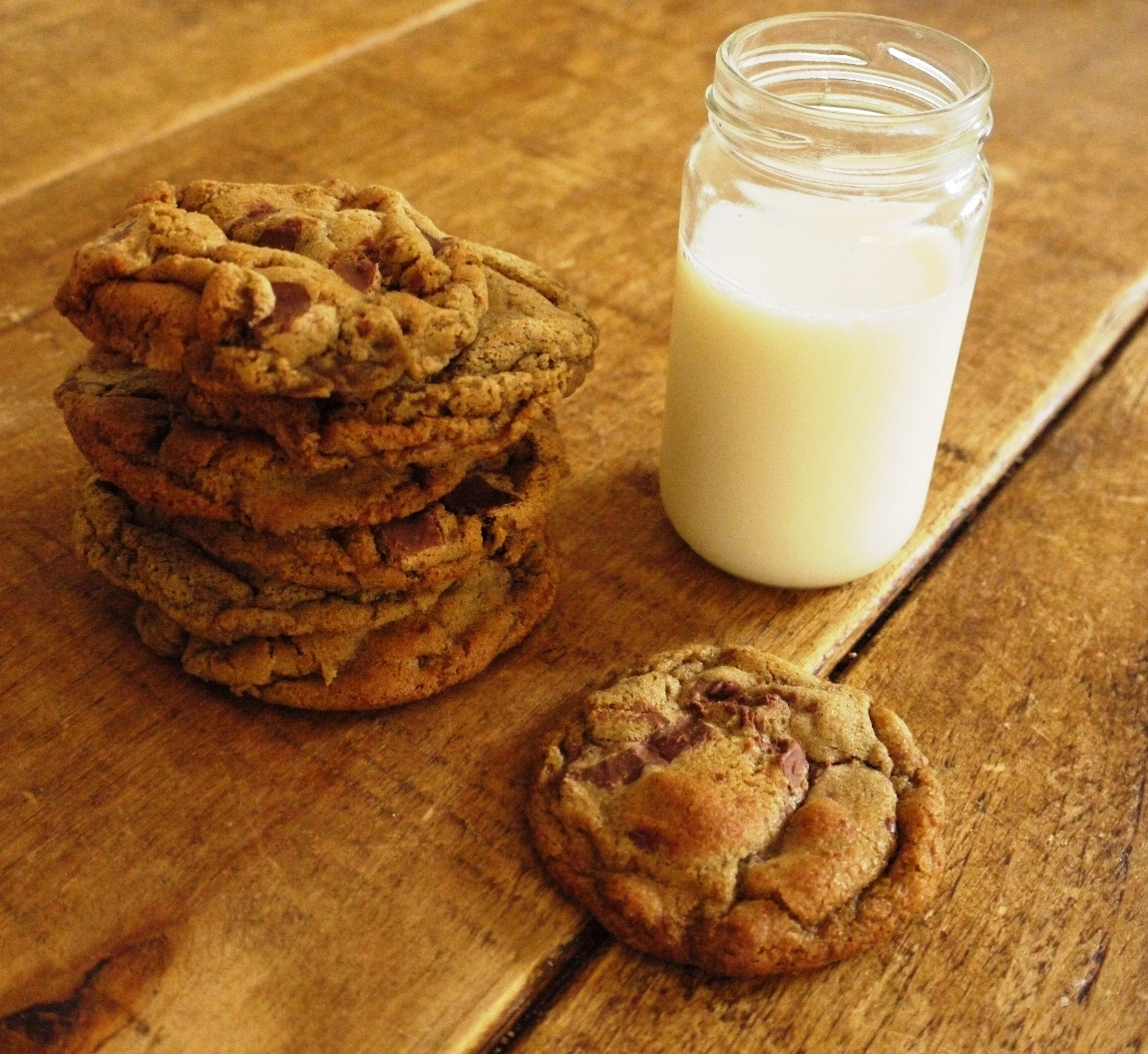 brown_butter_buckwheat_chocolate_chip_cookies
