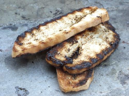 alternative to garlic bread