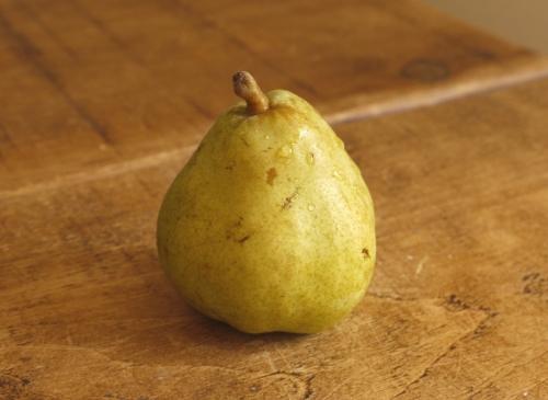 Pear & Pecan Treacle Tarts