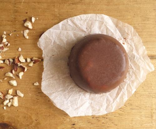 Chocolate & Hazelnut Ice Cream Bombe