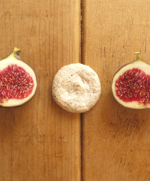 Roasted Figs with Amaretti Mascarpone