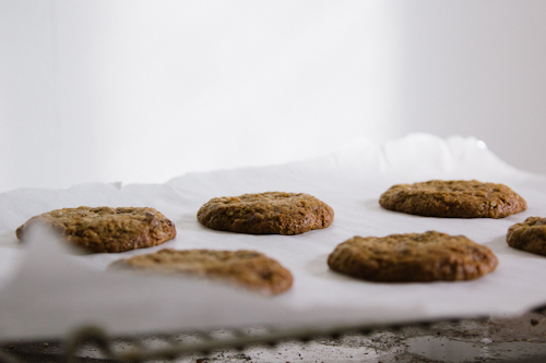 Triple Coconut Chocolate Chip Cookies