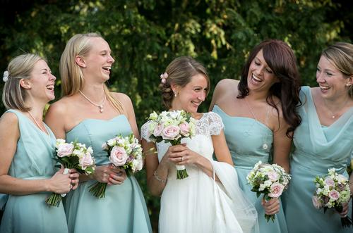 little loaf bridesmaids