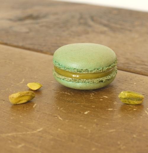 Why Nut Pistachio Macarons