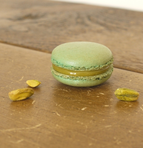 Why Nut Pistachio Macarons